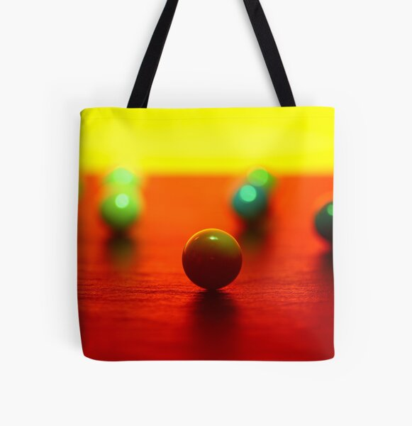 seven All Over Print Tote Bag