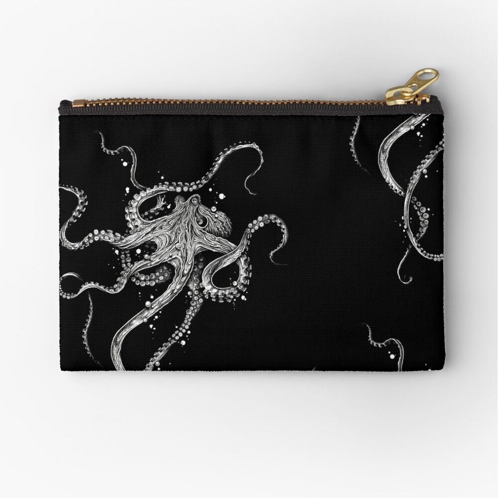 Octopus Zipper Pouch