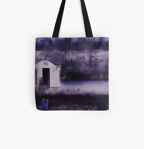 i don't know why this place always makes me feel so lonely All Over Print Tote Bag