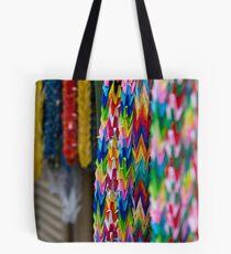 Senbazuru Tote Bag