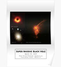 Black Hole M87  Poster