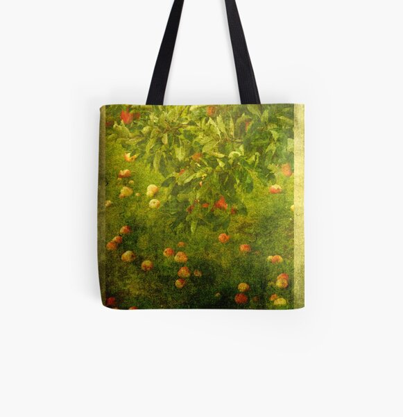 Orchard Tapestry #2 All Over Print Tote Bag