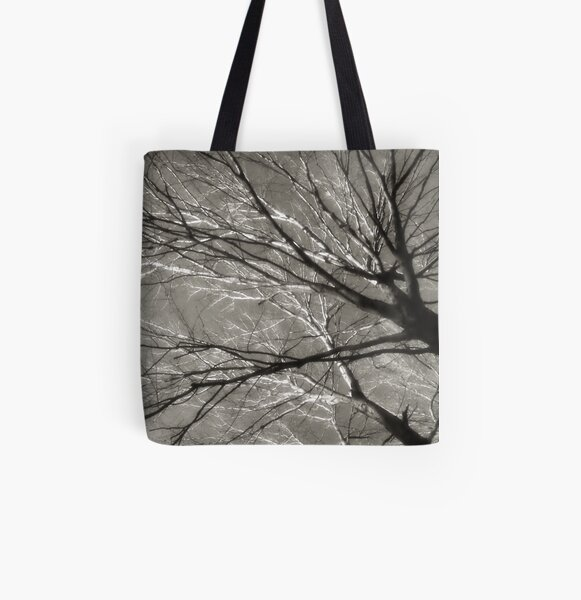 Farewell to the sun All Over Print Tote Bag