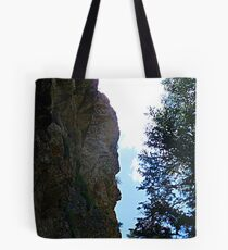 Old Mountainman © Tote Bag