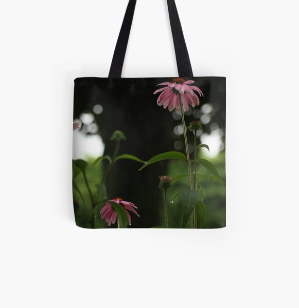 Rainy day All Over Print Tote Bag