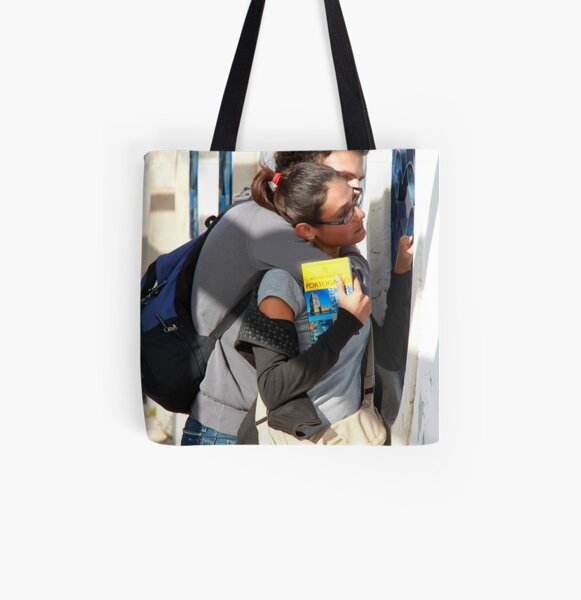 Joint in love All Over Print Tote Bag