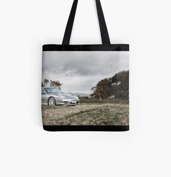 Porsche. All Over Print Tote Bag