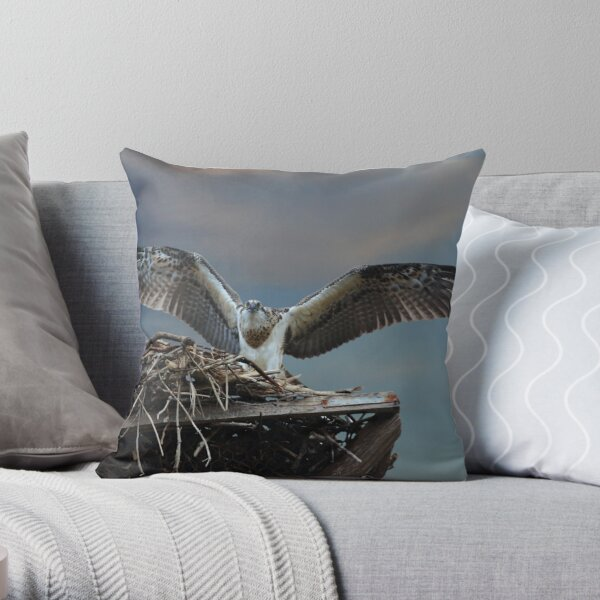 I'm Determined! Throw Pillow