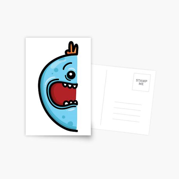 Look at me! Postcard