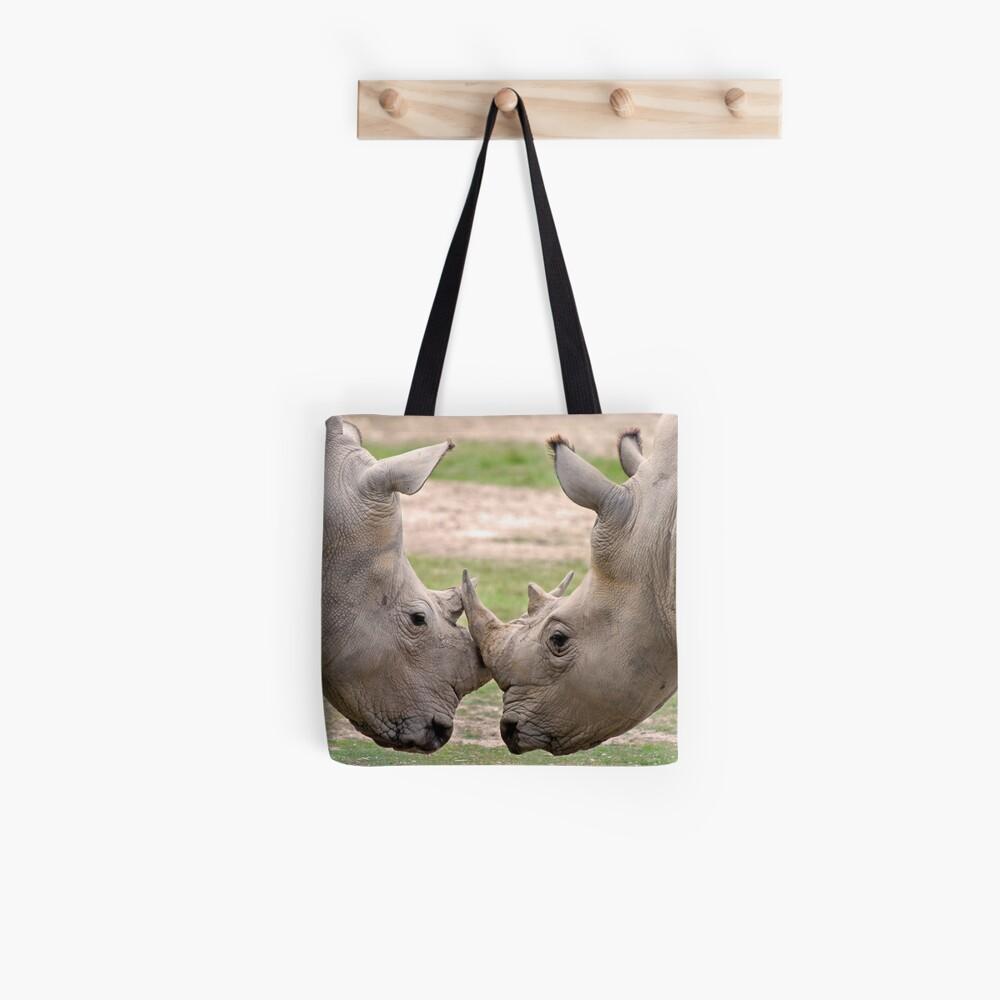 En Garde Tote Bag