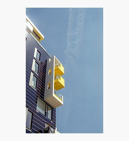 Yellow. Photographic Print