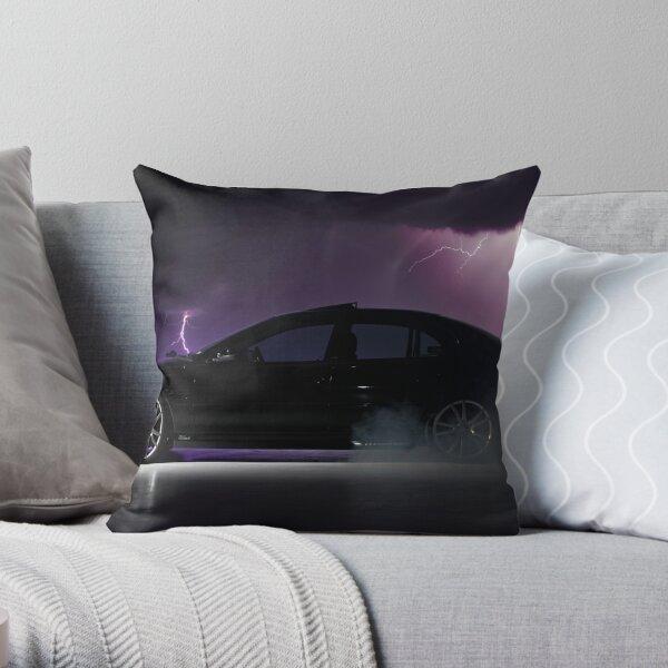 HSV Throw Pillow