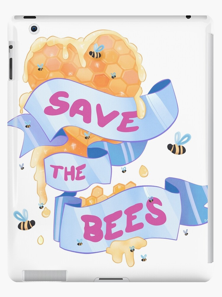 Bumble Bees GlossyPaper Planner//Diary//Scrapbooking Stickers Hand Drawn