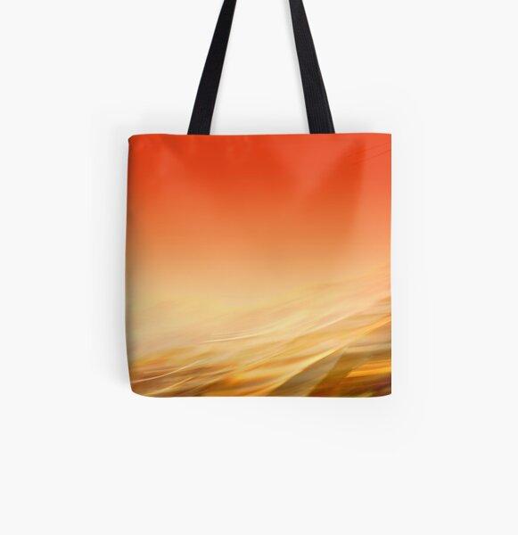 Desert Storm All Over Print Tote Bag