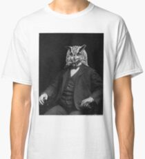 Owl Inventor Classic T-Shirt