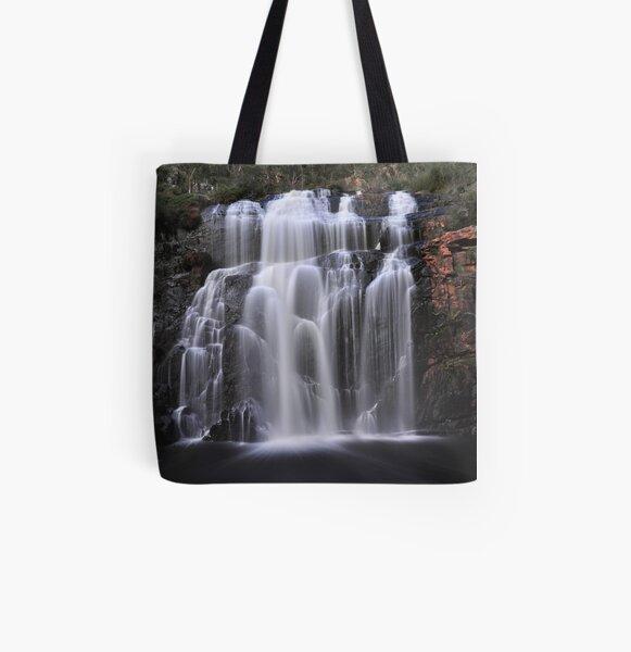 McKenzie Falls All Over Print Tote Bag