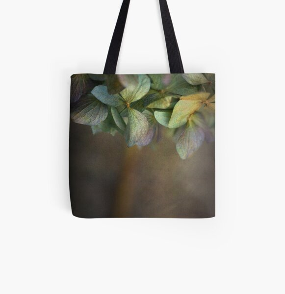 Hydrangea  All Over Print Tote Bag
