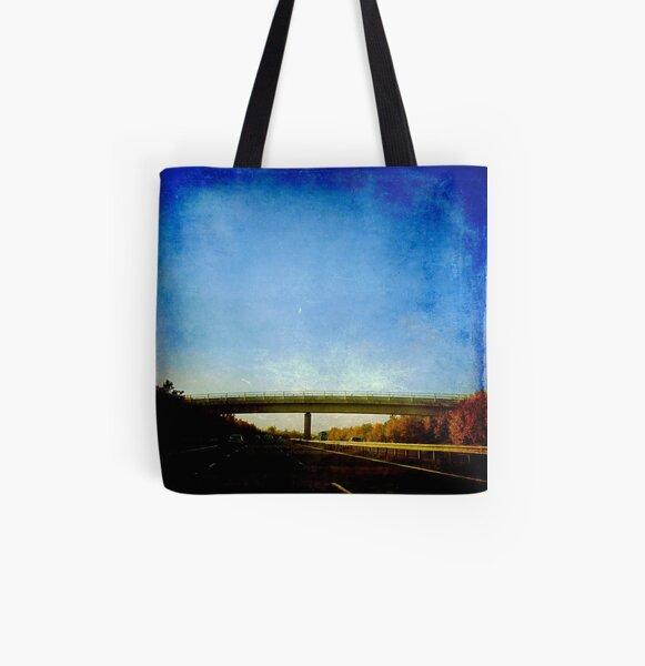 The Bridge All Over Print Tote Bag