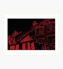 SFFD in action Art Print