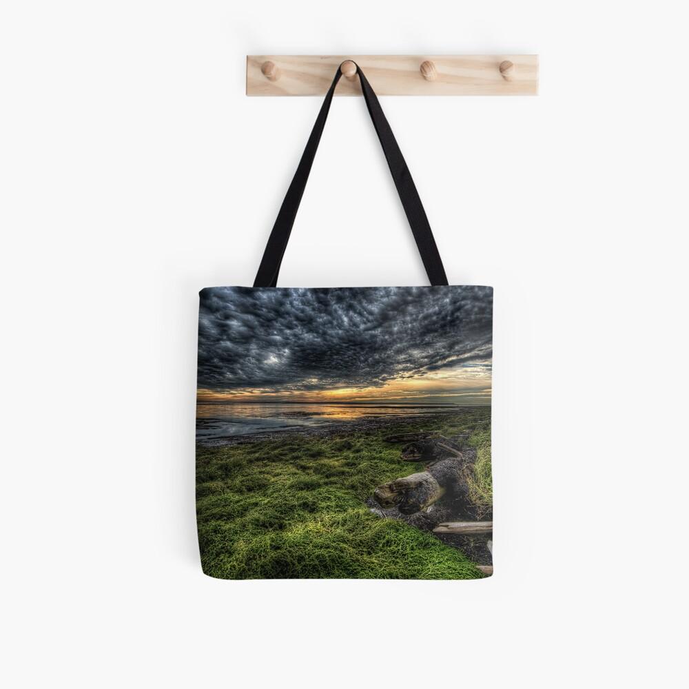 Foreshore at Boundary Bay Tote Bag