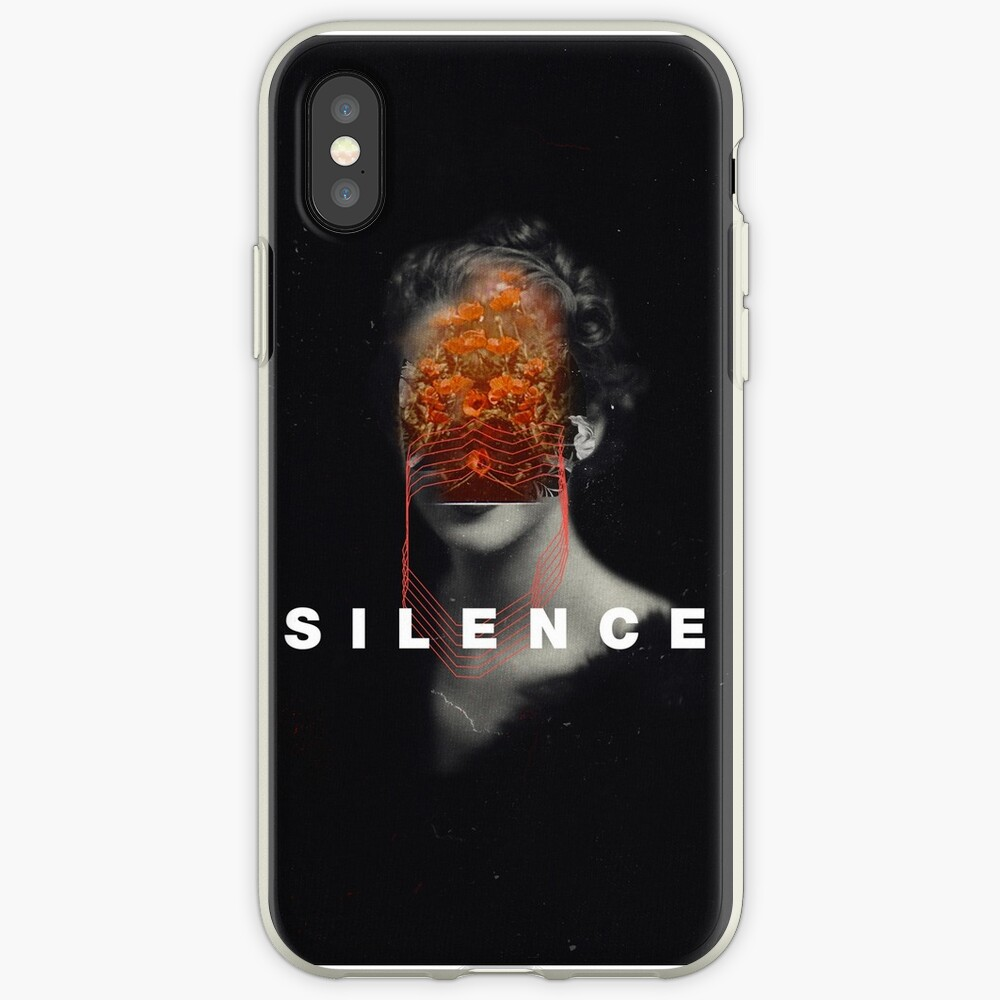 Silence iPhone Case & Cover