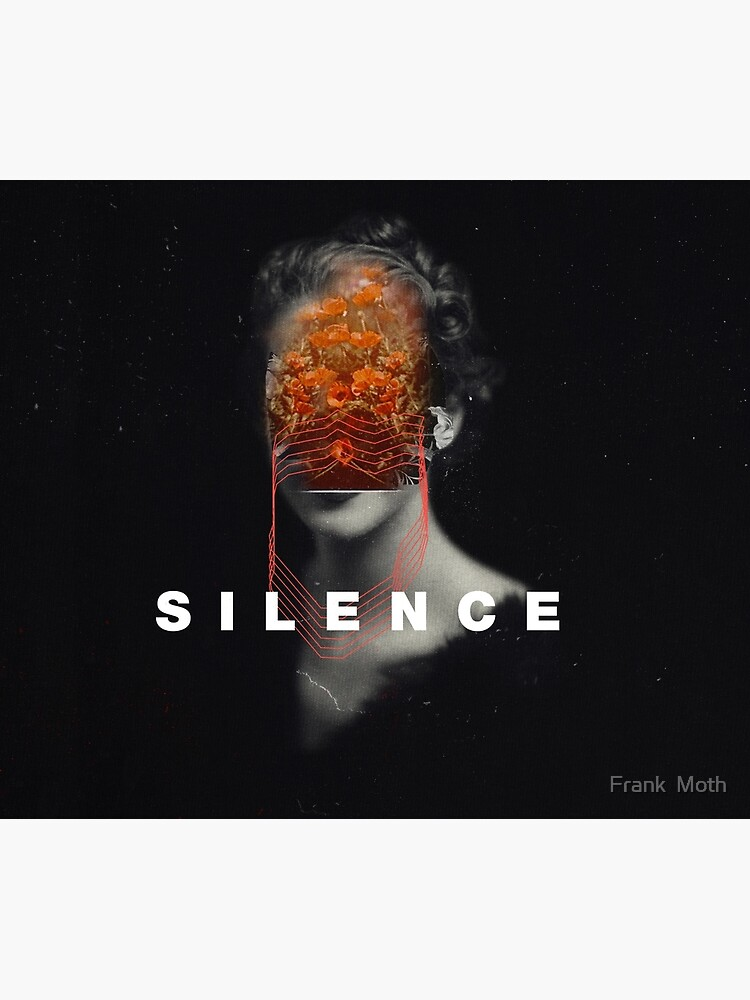Silence by FrankMoth