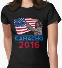 Camacho 2016 Women's Fitted T-Shirt