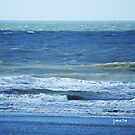 North Sea  by Gilberte