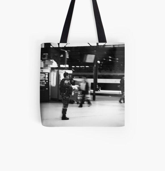 Under pressure All Over Print Tote Bag