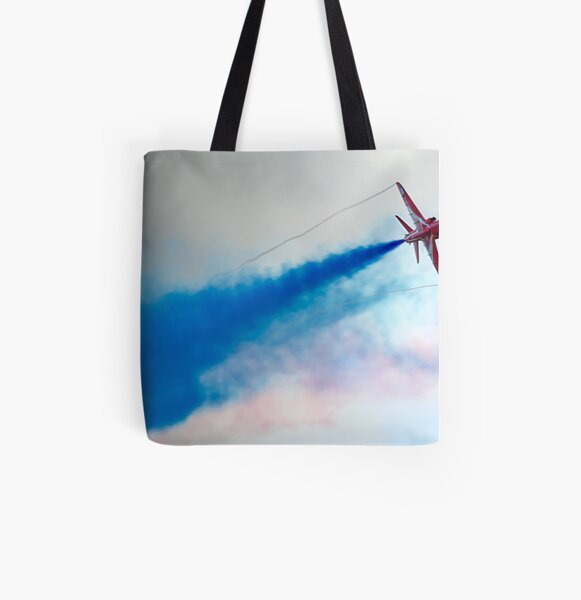 Fly Past All Over Print Tote Bag