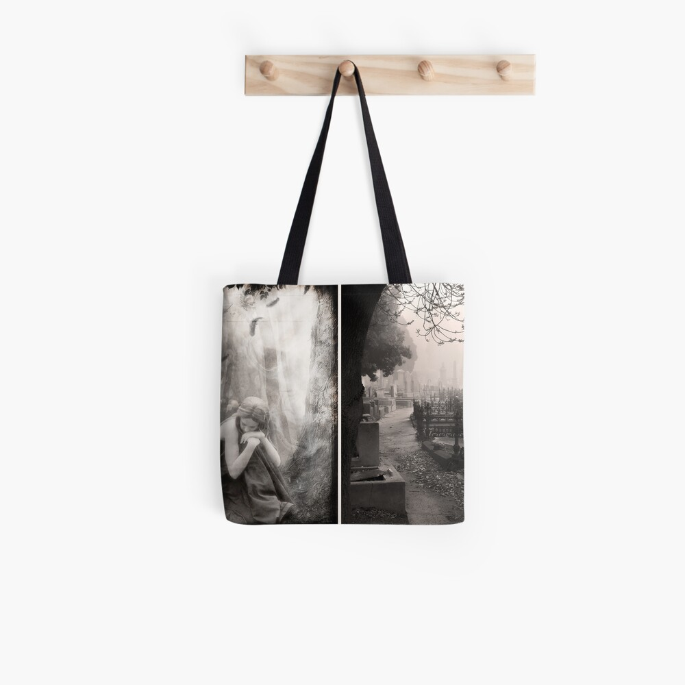 The End of All Hope - Diptych Tote Bag