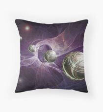 diaspora Throw Pillow