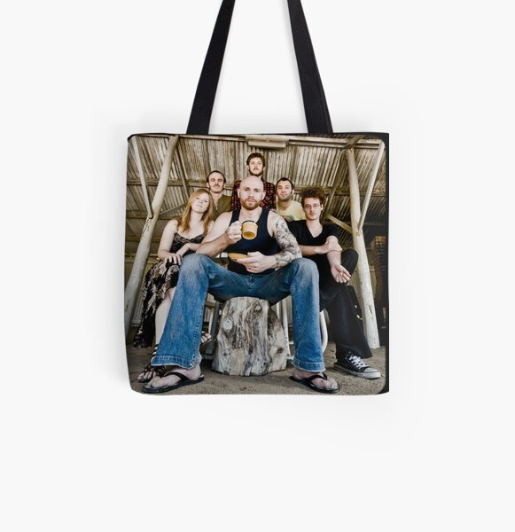 The Ellis Collective All Over Print Tote Bag