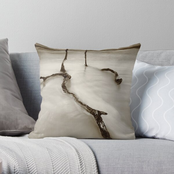 life, even after death... Throw Pillow