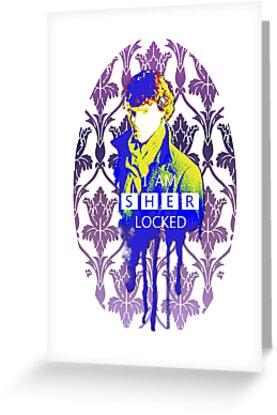 I AM SHERLOCKED by Jessica Slater