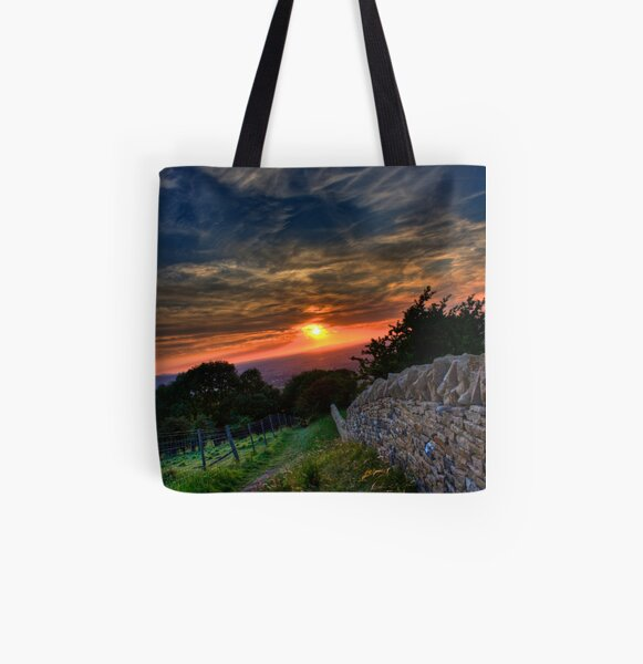 Summer Solstice All Over Print Tote Bag