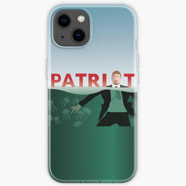 Patriot - Amazon Prime TV Show  iPhone Soft Case
