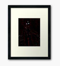RUSH1102 Framed Print