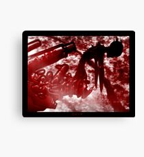 LOCKED IN SPOIL Canvas Print