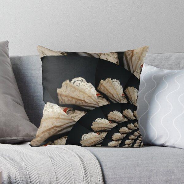 KLD 3 Throw Pillow