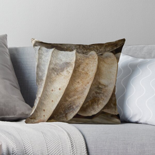 Rolled Throw Pillow