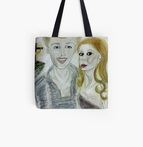 Kahena 04 All Over Print Tote Bag