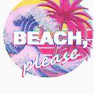 «playa por favor, collage estético» de FandomizedRose