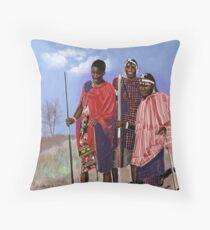Maasai Warriors Dekokissen