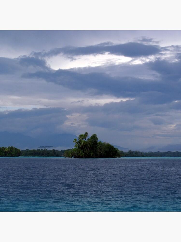 Paradise at Vona Vona Lagoon by neoniphon