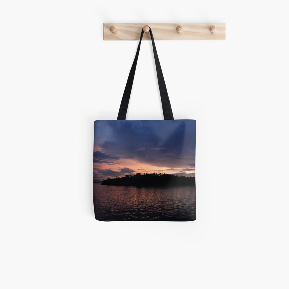Vona Vona Sunset I Tote Bag