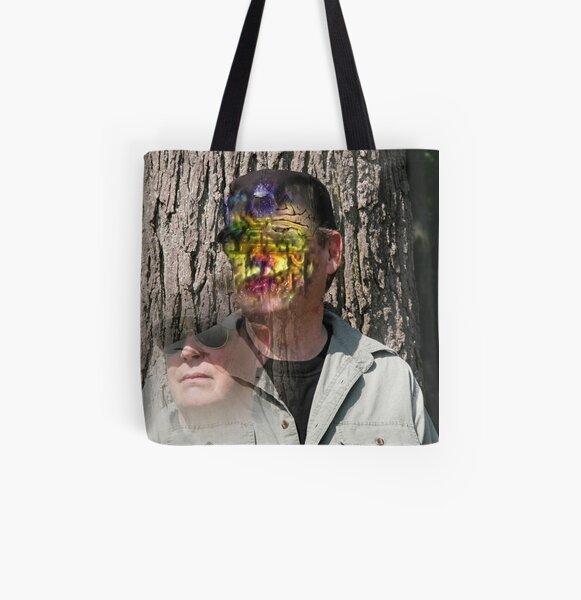 Janus-e-Mono  All Over Print Tote Bag