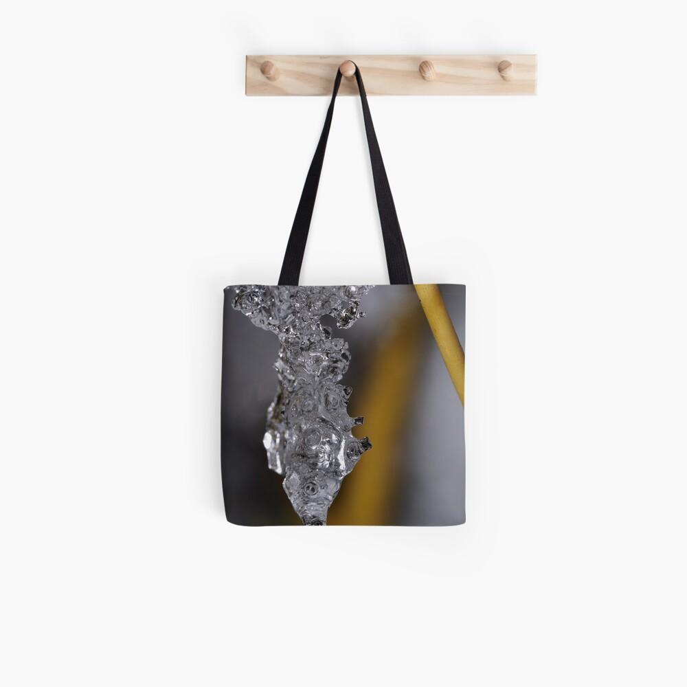 Ice Chrysalis Tote Bag