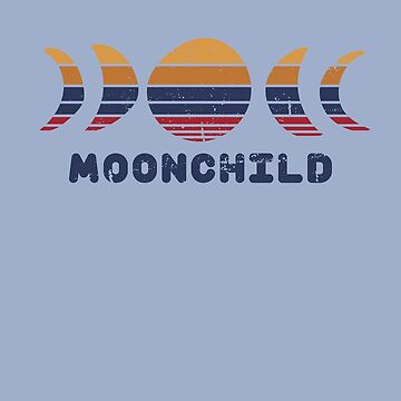 Vintage MoonChild by Boogiemonst