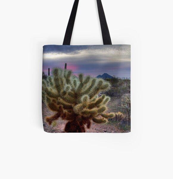 Sonoran Sunrise All Over Print Tote Bag